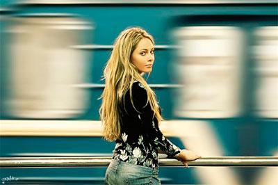 как познакомиться с девушкой в метро